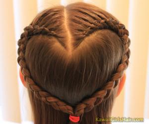 入学式での女の子の髪型2020 三つ編みのヘアアレンジ方法を紹介