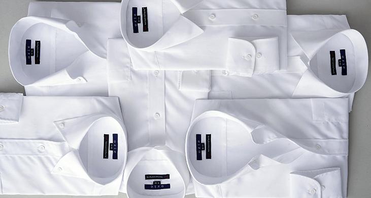 ワイシャツの種類