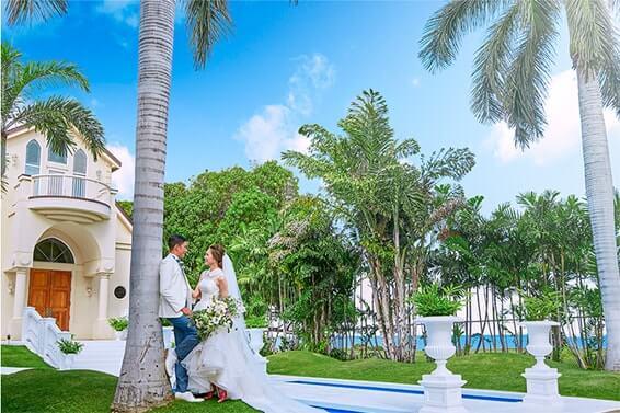 2人でハワイ結婚式をした場合の平均相場