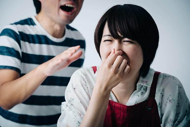 食べても臭う人・臭わない人がいるが、何故?
