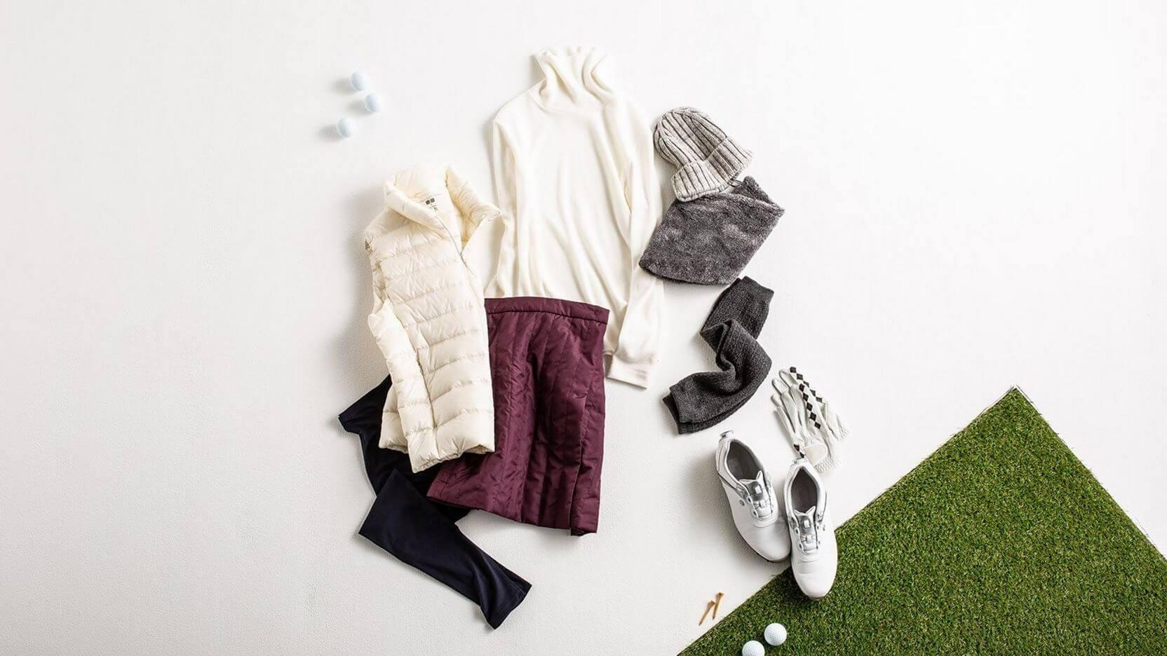 冬のゴルフウェアのブランドでレディースに人気なのは?おしゃれなブランドを紹介!